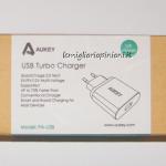 aukey usb turbo charger pa-u28