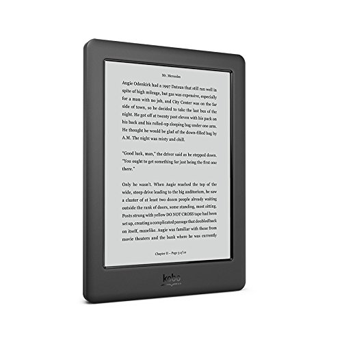 Kobo Touch 2.0 vista frontale