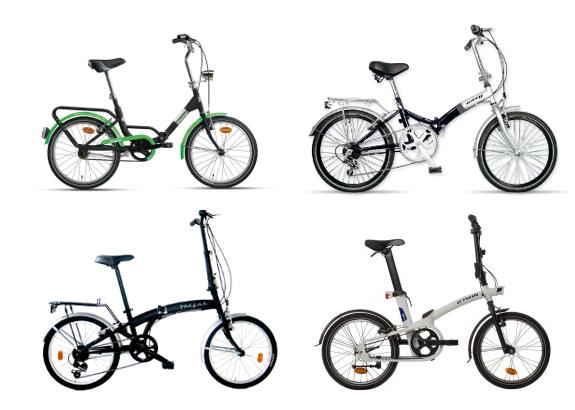 miglior bici pieghevole