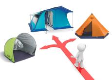 migliore tenda da campeggio