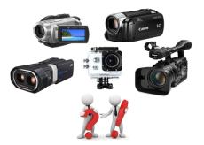 migliore videocamera
