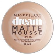 Maybelline Mousse Dream Opaca - Recensione